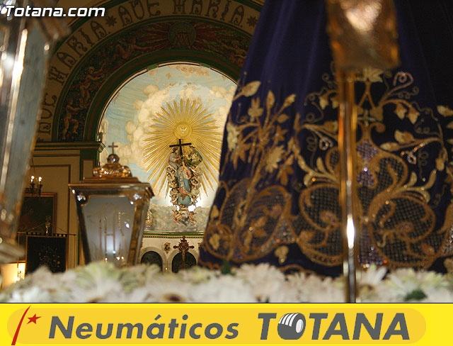 SOLEMNE VIACRUCIS con la imagen de NUESTRO PADRE JESÚS NAZARENO - 2009 - 10