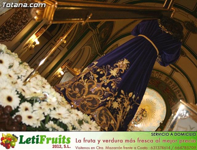 SOLEMNE VIACRUCIS con la imagen de NUESTRO PADRE JESÚS NAZARENO - 2009 - 11