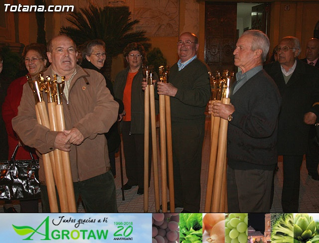 SOLEMNE VIACRUCIS con la imagen de NUESTRO PADRE JESÚS NAZARENO - 2009 - 18