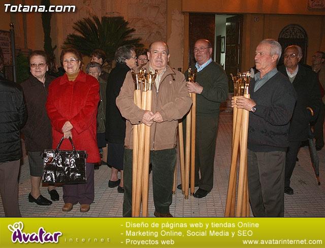 SOLEMNE VIACRUCIS con la imagen de NUESTRO PADRE JESÚS NAZARENO - 2009 - 19