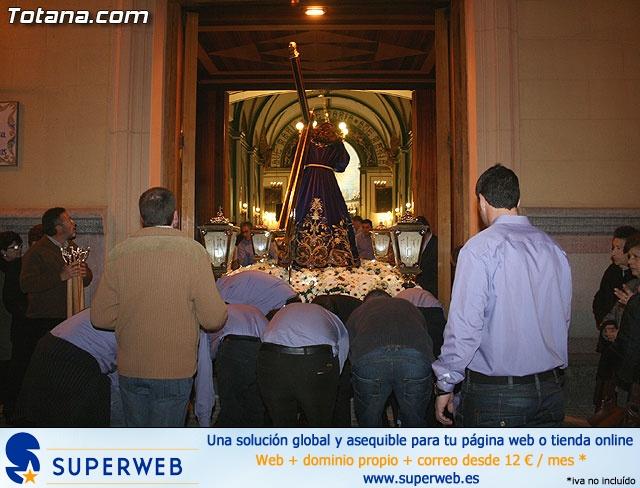 SOLEMNE VIACRUCIS con la imagen de NUESTRO PADRE JESÚS NAZARENO - 2009 - 20