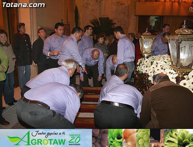 SOLEMNE VIACRUCIS con la imagen de NUESTRO PADRE JESÚS NAZARENO - 2009 - 21