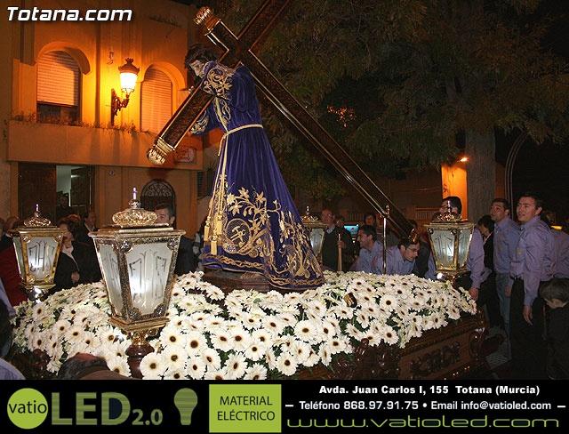 SOLEMNE VIACRUCIS con la imagen de NUESTRO PADRE JESÚS NAZARENO - 2009 - 22