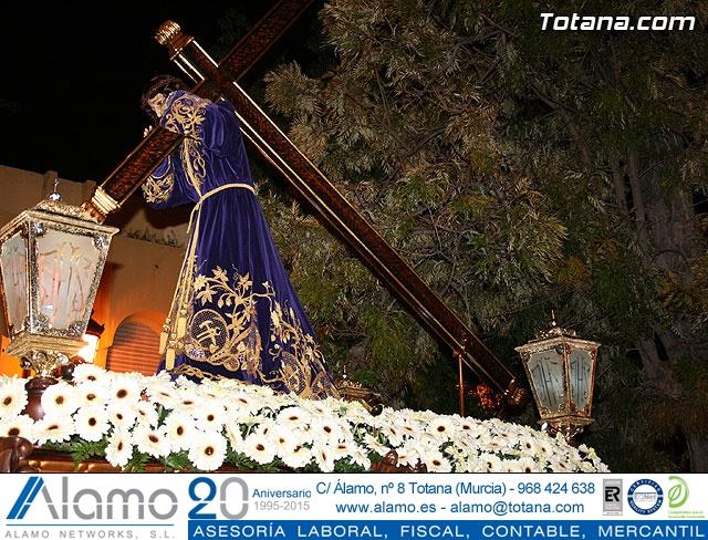 SOLEMNE VIACRUCIS con la imagen de NUESTRO PADRE JESÚS NAZARENO - 2009 - 24