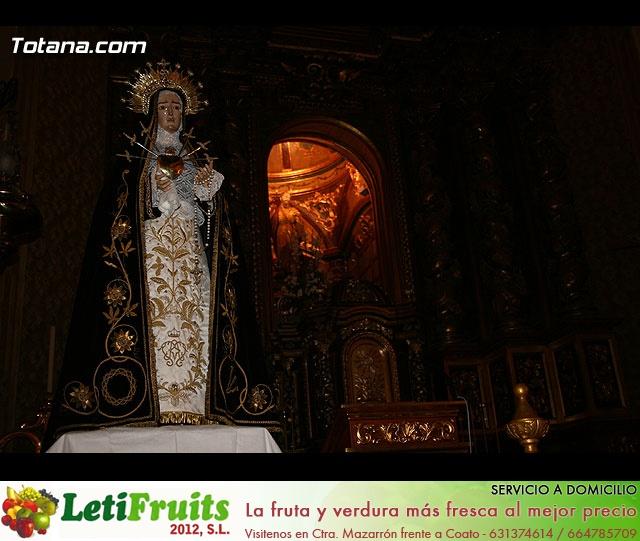 Vía Crucis de Hermandades y Cofradías 2008 - 1