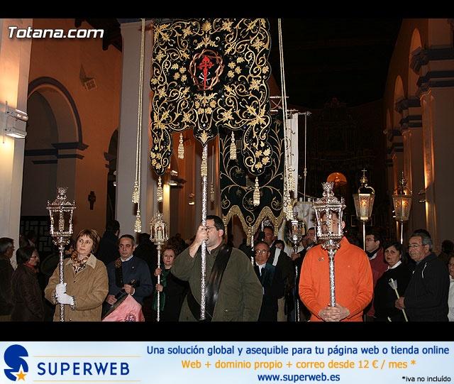 Vía Crucis de Hermandades y Cofradías 2008 - 7