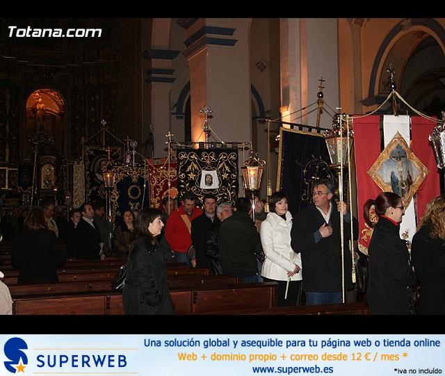 Vía Crucis de Hermandades y Cofradías 2008 - 8