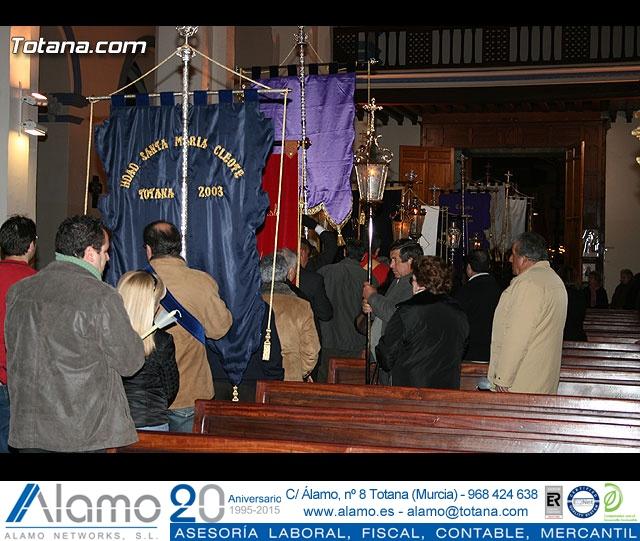 Vía Crucis de Hermandades y Cofradías 2008 - 11