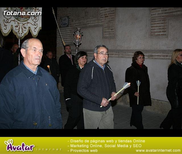 Vía Crucis de Hermandades y Cofradías 2008 - 21