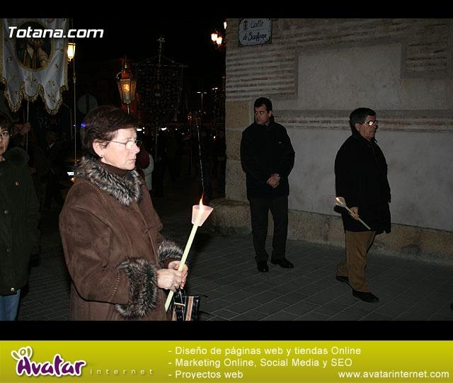 Vía Crucis de Hermandades y Cofradías 2008 - 24