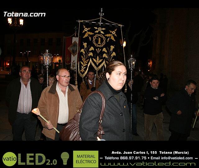 Vía Crucis de Hermandades y Cofradías 2008 - 29