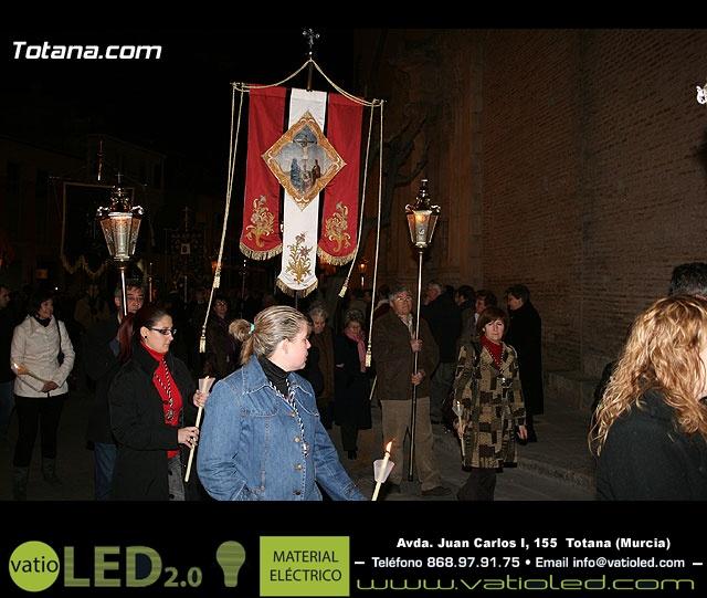 Vía Crucis de Hermandades y Cofradías 2008 - 31