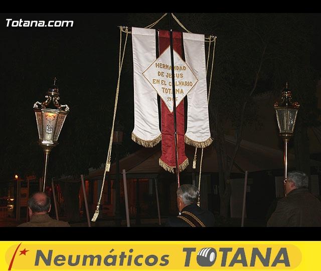 Vía Crucis organizado por la Hermandad de Jesús en el Calvario y la Santa Cena . 2008 - 23