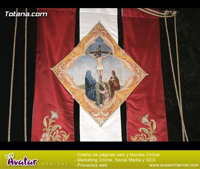 Vía Crucis organizado por la Hermandad de Jesús en el Calvario y la Santa Cena . 2008 - 34