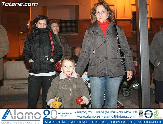 VÍA CRUCIS ORGANIZADO POR LA HERMANDAD DE JESÚS EN EL CALVARIO Y SANTA CENA . 2009 - 20