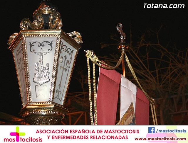 VÍA CRUCIS ORGANIZADO POR LA HERMANDAD DE JESÚS EN EL CALVARIO Y SANTA CENA . 2009 - 21