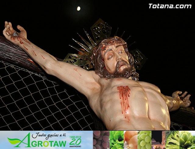 VÍA CRUCIS ORGANIZADO POR LA HERMANDAD DE JESÚS EN EL CALVARIO Y SANTA CENA . 2009 - 98