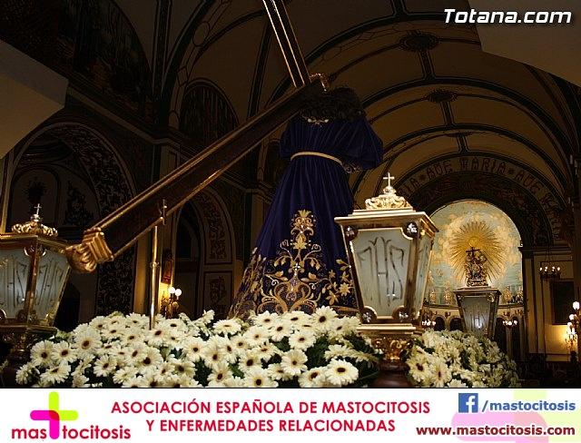 Solemne Viacrucis con la imagen de Nuestro Padre Jesús Nazareno - 2011 - 1