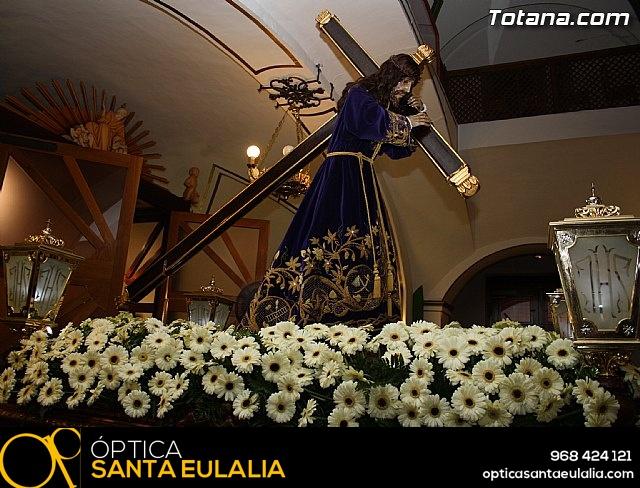 Solemne Viacrucis con la imagen de Nuestro Padre Jesús Nazareno - 2011 - 5