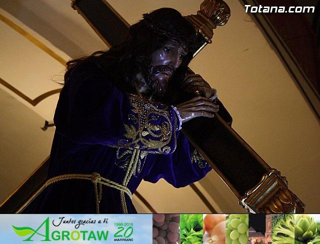 Solemne Viacrucis con la imagen de Nuestro Padre Jesús Nazareno - 2011 - 7