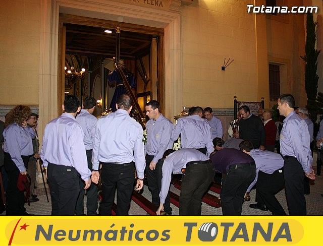 Solemne Viacrucis con la imagen de Nuestro Padre Jesús Nazareno - 2011 - 22