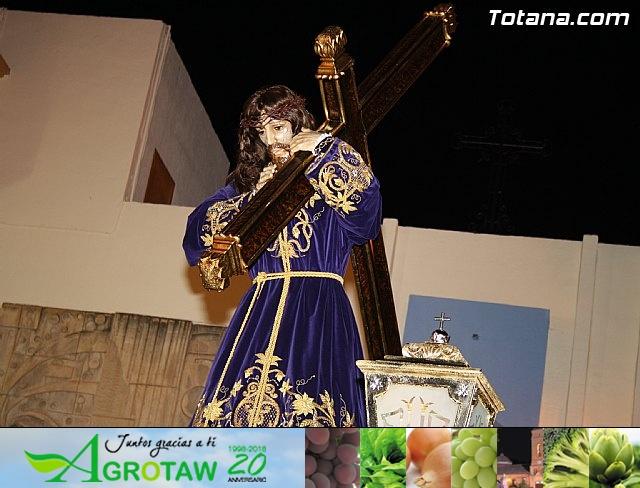 Solemne Viacrucis con la imagen de Nuestro Padre Jesús Nazareno - 2011 - 25