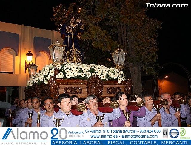 Solemne Viacrucis con la imagen de Nuestro Padre Jesús Nazareno - 2011 - 30