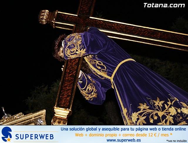 Solemne Viacrucis con la imagen de Nuestro Padre Jesús Nazareno - 2011 - 65