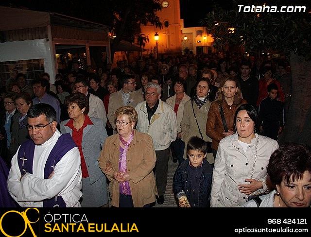 Solemne Viacrucis con la imagen de Nuestro Padre Jesús Nazareno - 2011 - 69