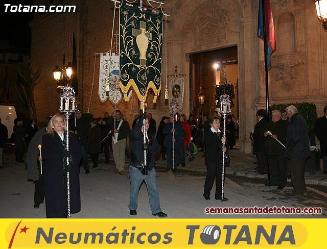 Vía Crucis de Hermandades y Cofradías 2010 - 11