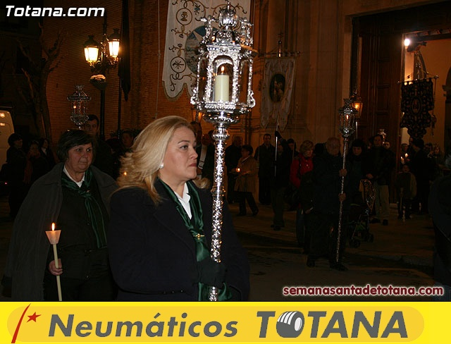 Vía Crucis de Hermandades y Cofradías 2010 - 12
