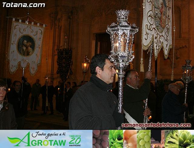 Vía Crucis de Hermandades y Cofradías 2010 - 16