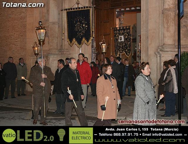 Vía Crucis de Hermandades y Cofradías 2010 - 28