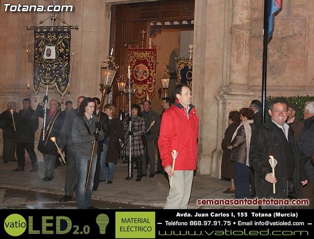 Vía Crucis de Hermandades y Cofradías 2010 - 31