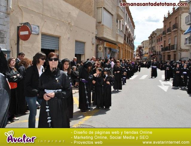 Procesión Viernes Santo 2011 mañana - 106