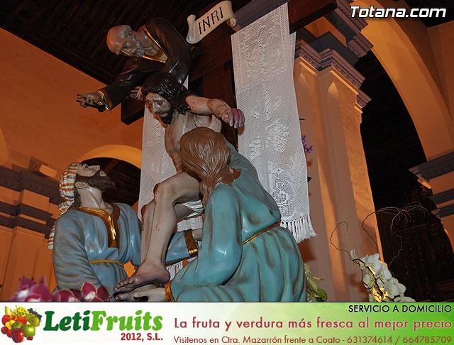 Procesión del Santo Entierro. Viernes Santo - Semana Santa Totana 2009 - 7