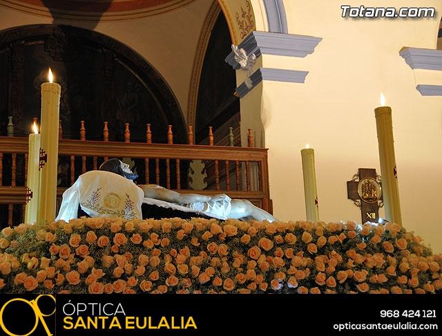 Procesión del Santo Entierro. Viernes Santo - Semana Santa Totana 2009 - 12