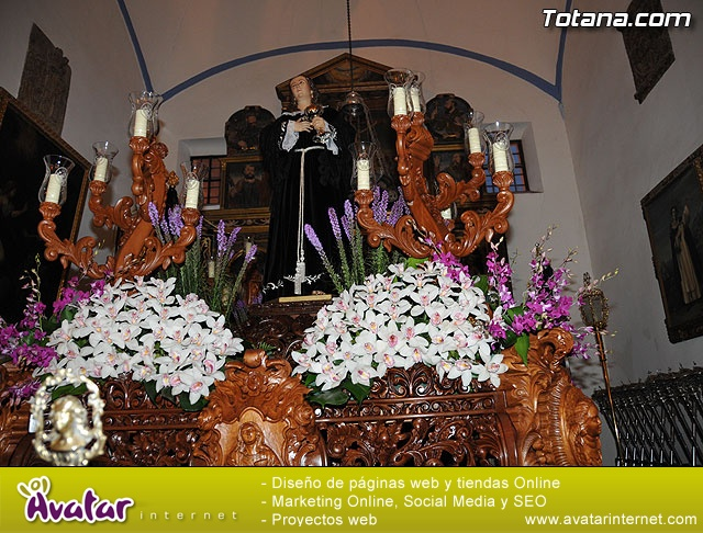 Procesión del Santo Entierro. Viernes Santo - Semana Santa Totana 2009 - 14