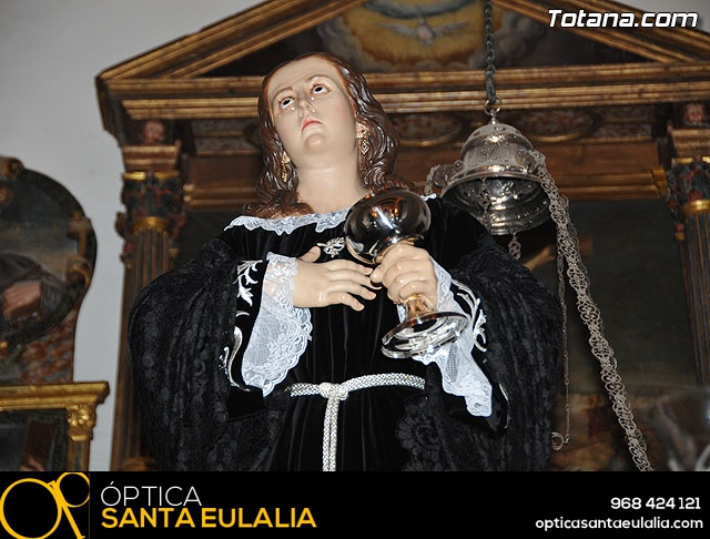 Procesión del Santo Entierro. Viernes Santo - Semana Santa Totana 2009 - 15