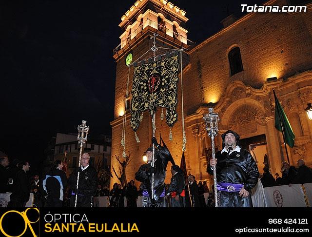 Procesión del Santo Entierro. Viernes Santo - Semana Santa Totana 2009 - 26