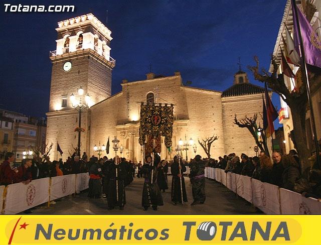 Procesión del Santo Entierro. Viernes Santo - Semana Santa Totana 2009 - 28