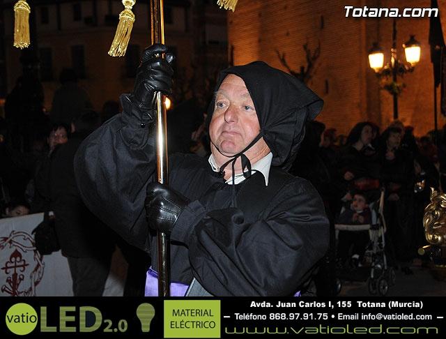 Procesión del Santo Entierro. Viernes Santo - Semana Santa Totana 2009 - 33
