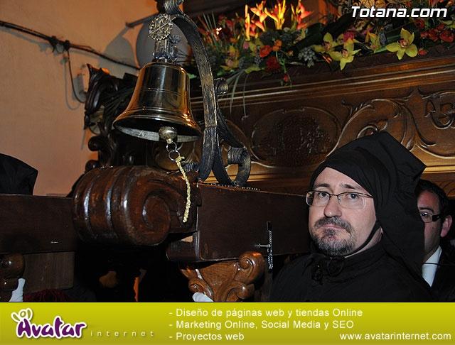 Procesión del Santo Entierro. Viernes Santo - Semana Santa Totana 2009 - 596