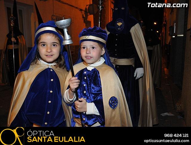 Procesión del Santo Entierro. Viernes Santo - Semana Santa Totana 2009 - 600