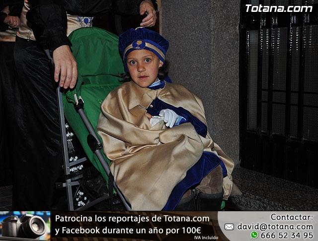 Procesión del Santo Entierro. Viernes Santo - Semana Santa Totana 2009 - 602