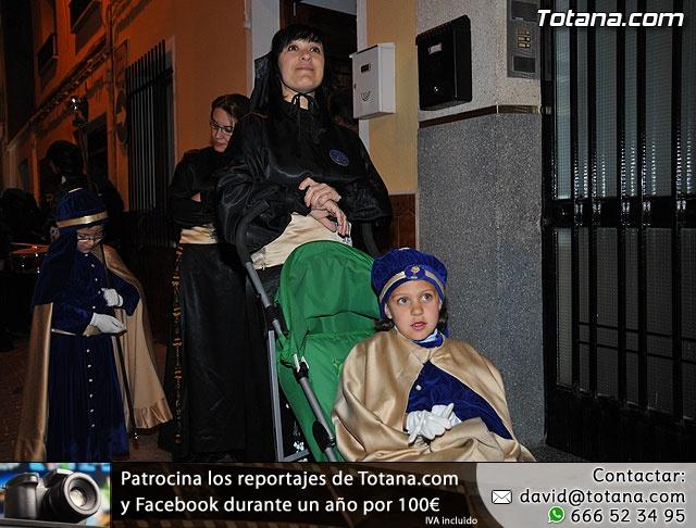 Procesión del Santo Entierro. Viernes Santo - Semana Santa Totana 2009 - 603