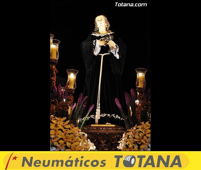 Procesión del Santo Entierro. Viernes Santo - Semana Santa Totana 2009 - 606