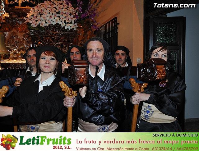 Procesión del Santo Entierro. Viernes Santo - Semana Santa Totana 2009 - 607