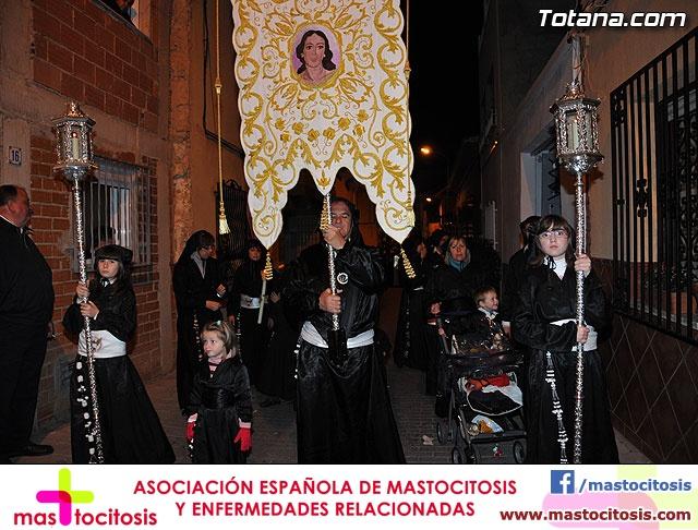 Procesión del Santo Entierro. Viernes Santo - Semana Santa Totana 2009 - 608