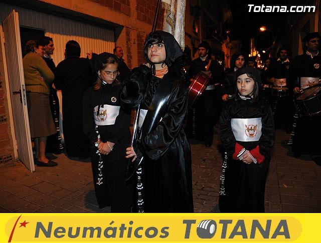 Procesión del Santo Entierro. Viernes Santo - Semana Santa Totana 2009 - 613